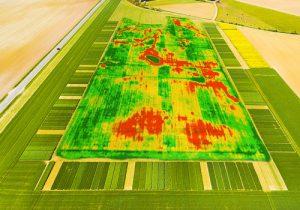 mapas de produtividade na agricultura